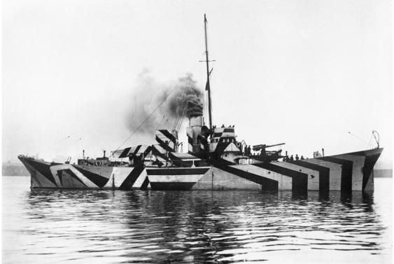 Dazzle-Ships