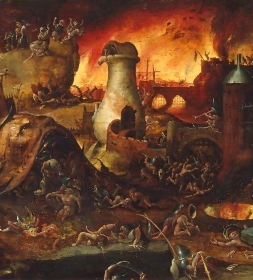 Hell-2 Hieronymous Bosch